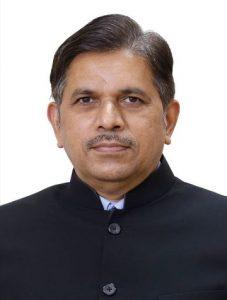 Prof. Pednekar, Hon'ble VC (1)
